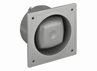 MONACOR NR-10M, Flush-mount horn speaker, 4Ω