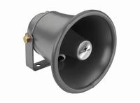 MONACOR NR-12KS, moisture proof horn speaker, 8ohm