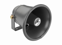 MONACOR NR-12KS, moisture proof horn speaker, 8Ω