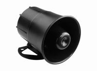 MONACOR NR-20KS, moisture proof horn speaker, 8Ω