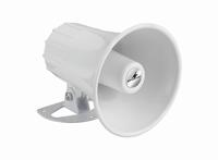 MONACOR NR-22KS, moisture proof horn speaker, 8Ω