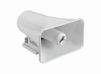MONACOR NR-24KS, moisture proof horn speaker, 8Ω