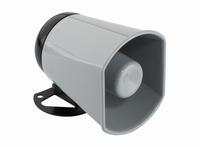 MONACOR RUS-5, moisture proof horn speaker, 8ohm