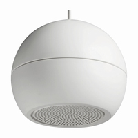 MONACOR EDL-416EN/WS,  PA ball speaker, 100V, EN54