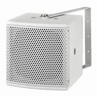 MONACOR ESP-305/WS, miniature PA wall speaker, 100V