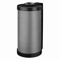 MONACOR ESP-315/SW, round PA wall speaker, 100V/8Ω