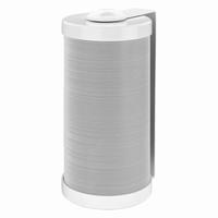 MONACOR ESP-315/WS, round PA wall speaker, 100V/8Ω