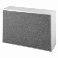 MONACOR ESP-60/WS, PA wall speaker, 100V