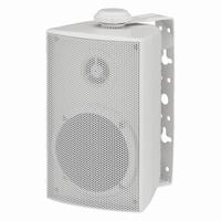 MONACOR ESP-215/WS, weatherproof PA wall speaker, 100V/8Ω