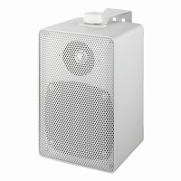 MONACOR EUL-10/WS,wall mounted PA speaker, 100V