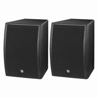 MONACOR CLUB-1TOP, pair of pass. prof. PA speakers, 8Ω