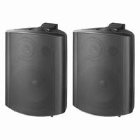 MONACOR MKS-64/SW, pair wall mount speakers, 4ohm