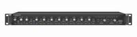 MONACOR PA-1414MX, 10-channel PA preamplifier/mixer
