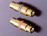 PURESONIC 6144, RCA female / RCA female adapter. Price/pair