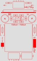 ELTIM PS725Sxx, symmetrical power supply DIY kit, 25VA