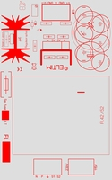 ELTIM PS-FL42xx, single voltage power supply DIY kit, 42VA