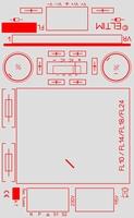 ELTIM PS-FLS24xx, symmetrical power supply DIY kit, 24VA