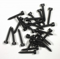 INTERTECHNIK IKS-25, Woodscrews, 4x25mm, 20pc.