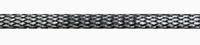 KACSA ESB-12, Snake skin, 5-16mm, silver/black two tone
