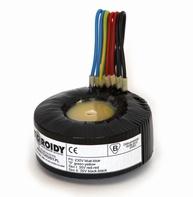 TOROIDY TTSA0250, Audio Grade toroidal transformer