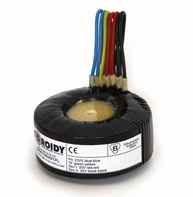 TOROIDY TTSA0600, Audio Grade toroidal transformer