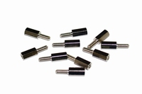Spacer M3x10mm, hexagonal, metal, M3, rod M3x8mm , 10pc