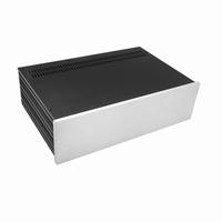 MODU Slimline 1NSL03280B, 10mm  silver front, 280mm deep