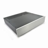 MODU Pesante 1NPS02P400B, 10mm silver front, 435x413x82mm