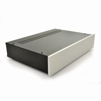 MODU Pesante 1NPS02PB, 10mm silver front, 300mm deep