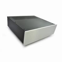 MODU Pesante 1NPS03P400B, 10mm silver front, 400mm deep