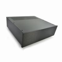 MODU Pesante 1NPS03P400N, 10mm black front, 400mm deep