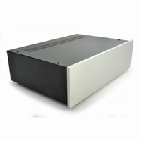 MODU Pesante 1NPS03PB, 10mm silver front, 435x313x122mm