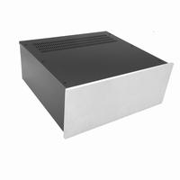 MODU Pesante 1NPS04P400B, 10mm silver front, 435x413x167mm