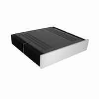 MODU Dissipante 1NPD02400B, 10mm silver front, 448x413x82mm