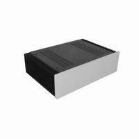 MODU Dissipante 1NPD03300B, 10mm silver front, 448x313x122mm