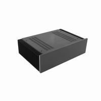 MODU Dissipante 1NPD03300N, 10mm black front, 448x313x122mm