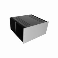 MODU Dissipante 1NPD04400B, 10mm silver front, 448x413x167mm