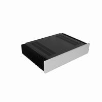 MODU 1NPDA02300B, Dissipante cabinet, full alu, 450x300x80mm