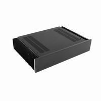 MODU Dissipante 1NPDA02300N, 10mm  black front, 300mm FA<br />Price per piece