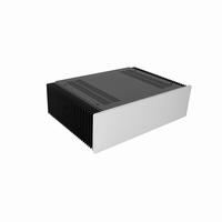 MODU Dissipante 1NPDA03300B, 10mm  silver front, 300mm FA<br />Price per piece
