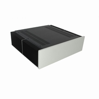 MODU Dissipante 1NPDA03400B, 10mm silber Front, FA, 400mm<br />Price per piece