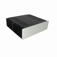 MODU 1NPDA03400B, Dissipante cabinet, full alu, 450x400x120m