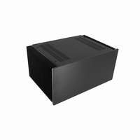MODU Dissipante 1NPDA04300N, 10mm black front, 300mm FA<br />Price per piece