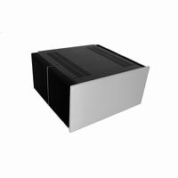 MODU Dissipante 1NPDA04400B, 10mm silber Front, FA, 400mm<br />Price per piece
