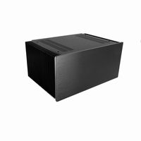 MODU Dissipante 1NPDA05300N, 10mm  black front, 300mm FA<br />Price per piece