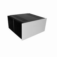 MODU Dissipante 1NPDA05400B, 10mm silber Front, FA, 400mm<br />Price per piece