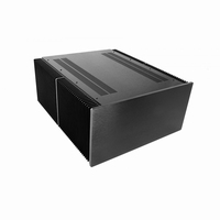 MODU Dissipante 1NPDA05500N, 10mm  black front, 500mm FA<br />Price per piece