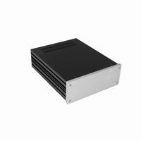 MODU 1NGXA288, Galaxy  cabinet, full alu, 10mm front silver,