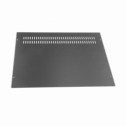 MODU 3GXA34803N,  Galaxy alu top cover, black, 330x280mm