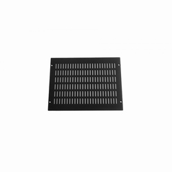 MODU Galaxy 230mm alu top cover, full vent, oxidized, 280mm<br />Price per piece